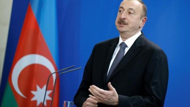 ილჰამ ალიევი; ფოტო: www.hrw.org