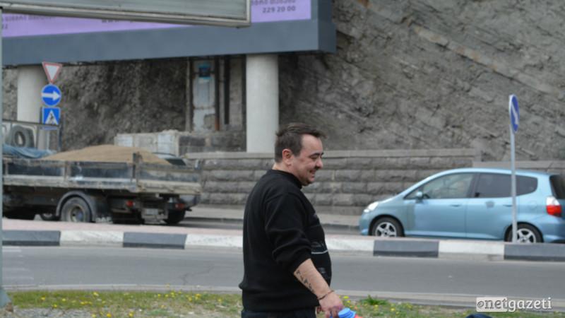 ბარტი, 44 წლის 30.03.17 ფოტო: ნეტგაზეთი მარიამ ბოგვერაძე