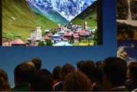 გაეროს მსოფლიო ტურიზმის ორგანიზაციის, ევროპისა და აზიის სამთო კურორტების მესამე საერთაშორისო კონფერენცია 05.04.17 ფოტო: ნეტგაზეთი/მარიამ ბოგვერაძე