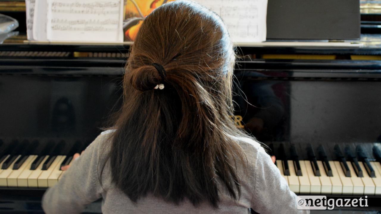 ევგენი მიქელაძის სახელობის სამუსიკო სასწავლებელი ფოტო: ნეტგაზეთი/მარიამ ბოგვერაძე
