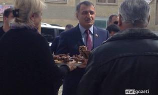 ანატოლი ბიბილოვი ახალგორში წინასაარჩევნოდ; 2017;  ნეტგაზეთი/თამარ მეარაყიშვილი