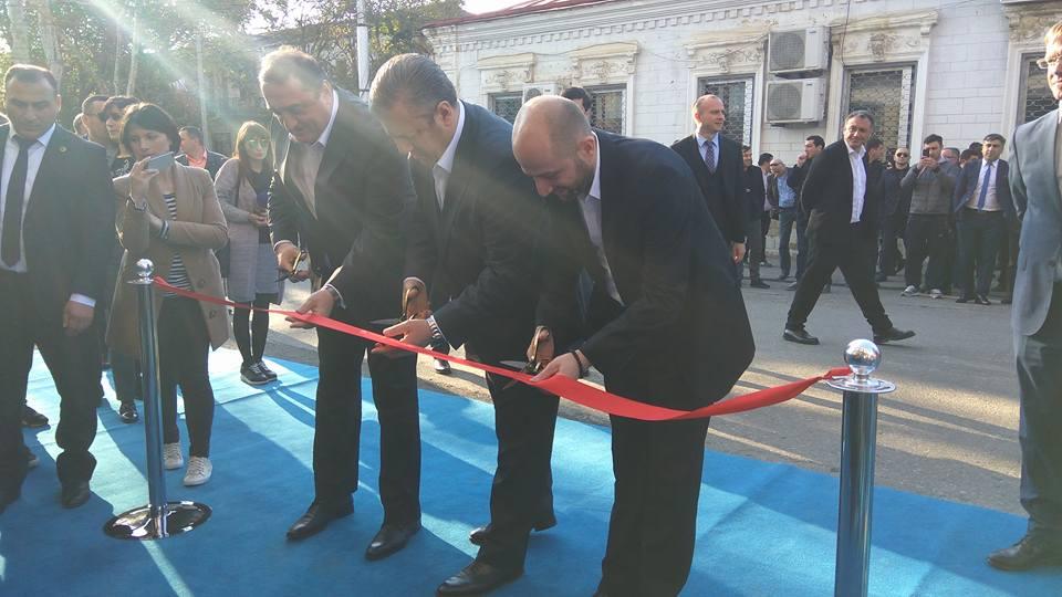 ქუთაისში 3 ვარსკვლავიანი საერთაშორისო ბრენდის სასტუმრო Best Western Kutaisi გაიხსნა