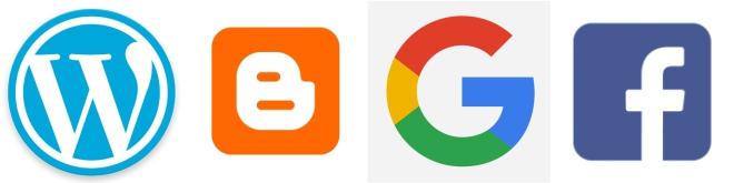 სოციალური ქსელები ფეისბუკი გუგლი