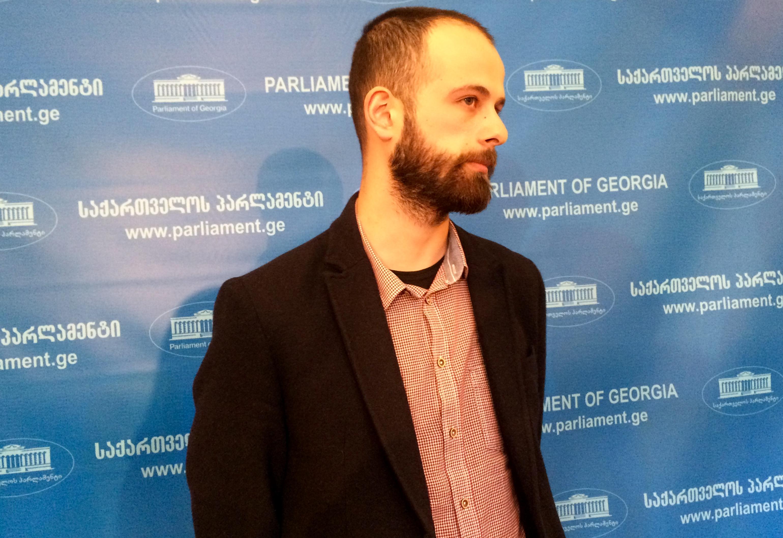 ვახუშტი მენაბდე, კონსტიტუციონალისტი. ფოტო: ნეტგაზეთი