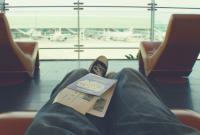 შარლ დე გოლის აეროპორტი, პარიზი © Charles Dyer