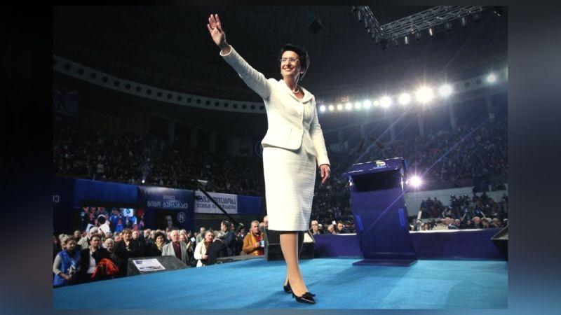 Партия Нино Бурджанадзе не будет выдвигать кандидатов-мажоритариев в Тбилиси
