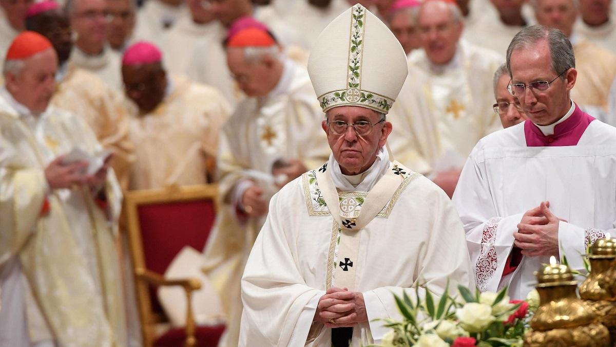 ვატიკანის უარი ერთნაირსქესიანთა ურთიერთობების კურთხევას