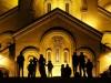 სამების საკათედრო ტაძარი თბილისში 16.04.17 ფოტო: EPA/ZURAB KURTSIKIDZE