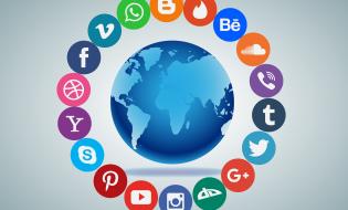 social media სოციალური მედია