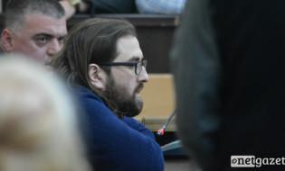 დეკანოზი გიორგი მამალაძე სასამართლო პროცესზე 19.05.17 ფოტო: ნეტგაზეთი/ მიშა მეფარიშვილი