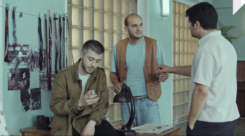 """კადრი ფილმიდან """"საქართველო, 1992"""""""