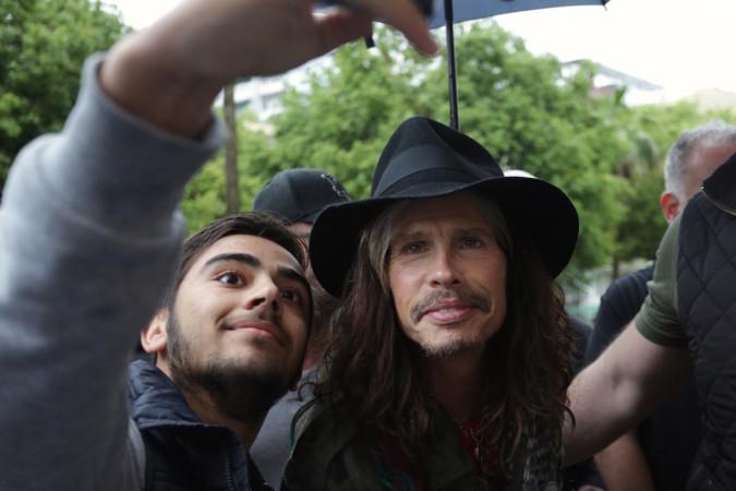 Aerosmith საქართველოშია, 19 მაისი, 2017
