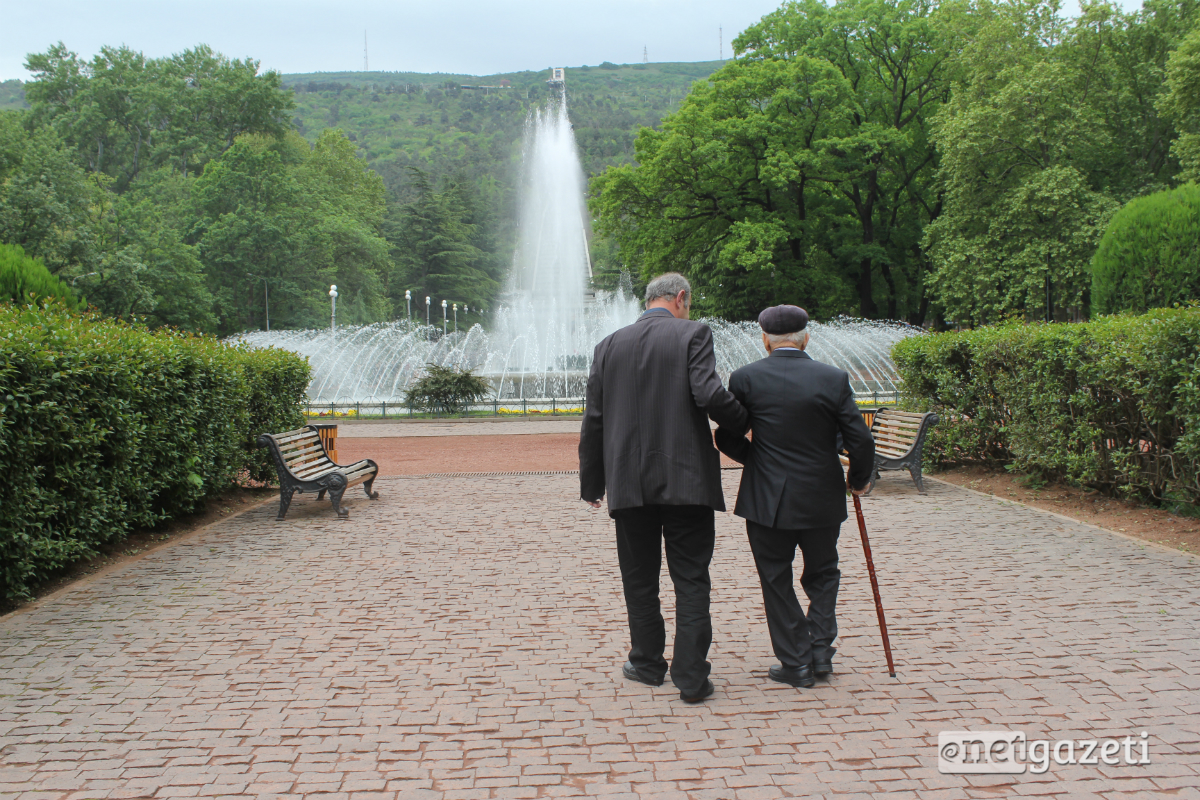 """9 მაისს, თბილისში """"ვაკის პარკში"""" ფაშიზმზე გამარჯვების დღე აღინიშნა 09.05.17 ფოტო: ნეტგაზეთი/გუკი გიუნაშვილი"""