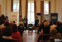 თბილისის მესამე საერთაშორისო ლიტერატურული ფესტივალი 29.05.17 ფოტო: ნეტგაზეთი მარიამ ბოგვერაძე