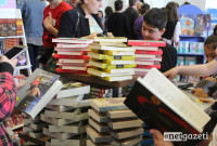 თბილისის წიგნის საერთაშორისო ფესტივალი 25.05.17 ფოტო: ნეტგაზეთი/გუკი გიუნაშვილი