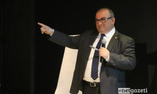 განათლების მინისტრი ალექსანდრე ჯეჯელავა 05.05.15 ფოტო: ნეტგაზეთი