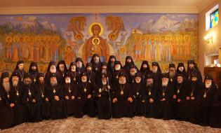 სინოდი. ფოტო: patriarchate.ge