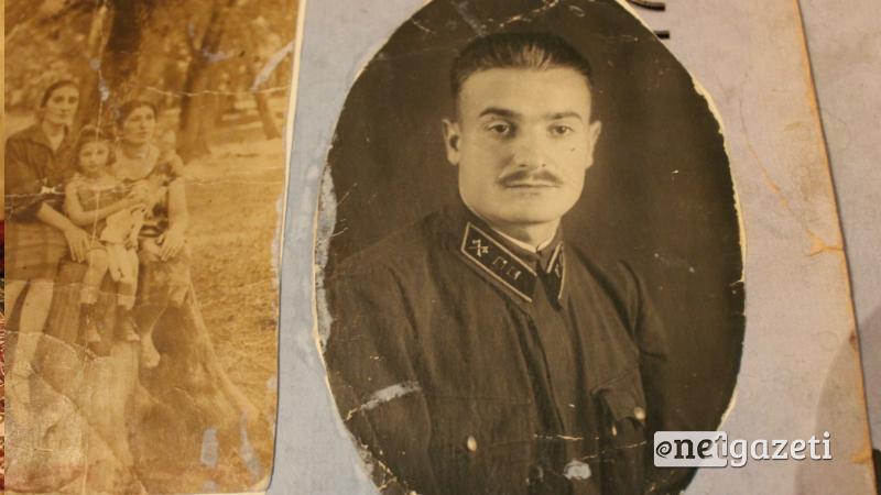 მეორე მსოფლიო ომის ვეტერანი ავთანდილ ლომთათიძე