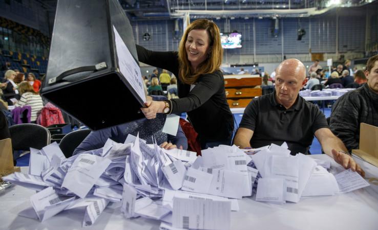 საპარლამენტო არჩევნები ბრიტანეთში