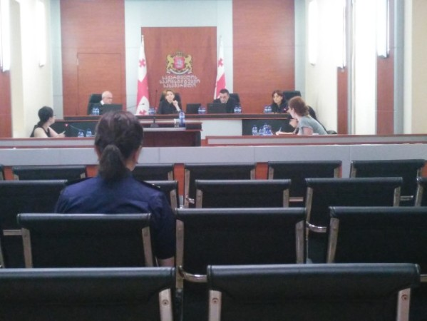 საკონსტიტუციო სასამართლო -სარჩელი  ქალთა მიმართა ძალადობაზე