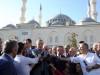ერდოღანმა ლოცვისას გონება დაკარგა ფოტო: EPA/TURKISH PRESIDENT PRESS OFFICE HANDOUT