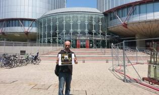 ირაკლი კორძაია სტრასბურგში