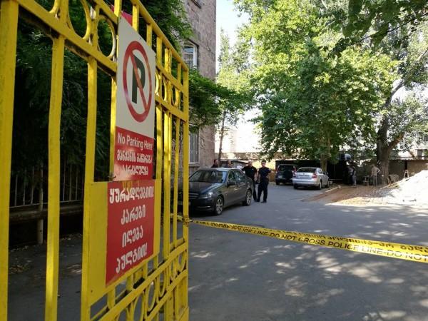 თბილისში ახალგაზრდა ქალი მოკლეს ფოტო: ნეტგაზეთი