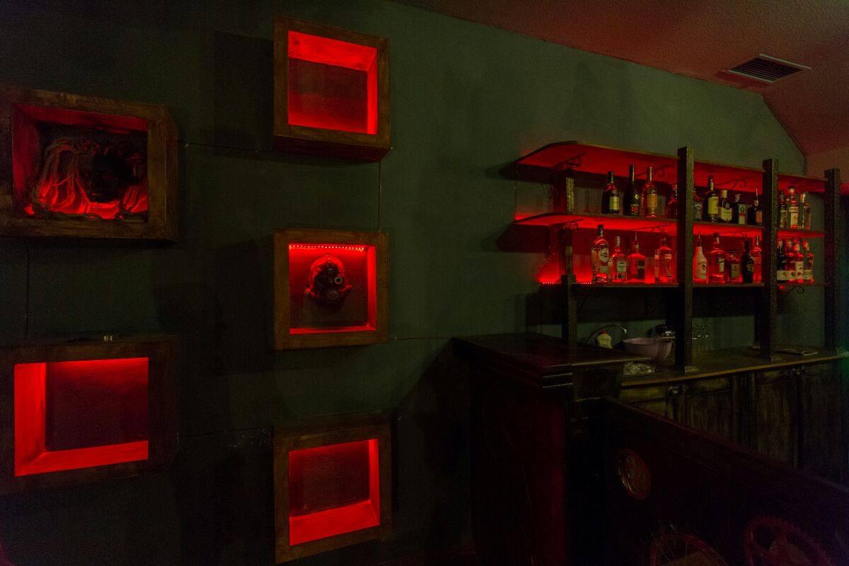 სტიმპანკ ლაფე-ბარი ტარდისი თბილისში. ფოტო: ტარდისი