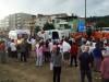 ავტობუსი, რომლითაც ქართული ანსამბლი მგზავრობდა, ავარიაში მოჰყვა - დაშავდა 38 ადამიანი. ფოტო: FİKRET BODUR/GİRESUN-İHA
