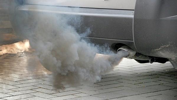 ჰაერის დაბინძურება მანქანები