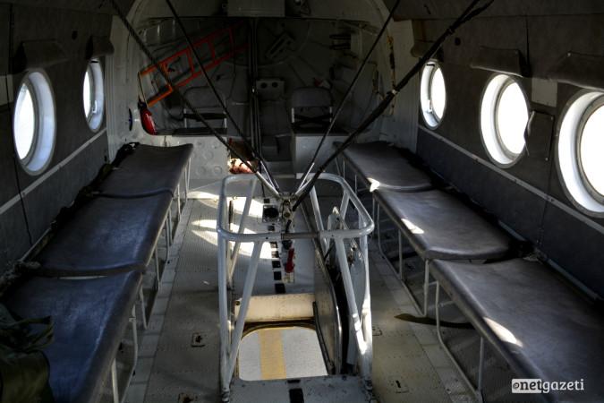 """MI-8"" ტიპის სამაშველო ვერტმფრენი 09.08.17 ფოტო: ნეტგაზეთი/მარიამ ბოგვერაძე"