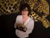 რეჟისორი ანა ურუშაძე ლოკარნოს კინოფესტივალის პრიზით. 08.17 ფოტო: ფეისბუკი