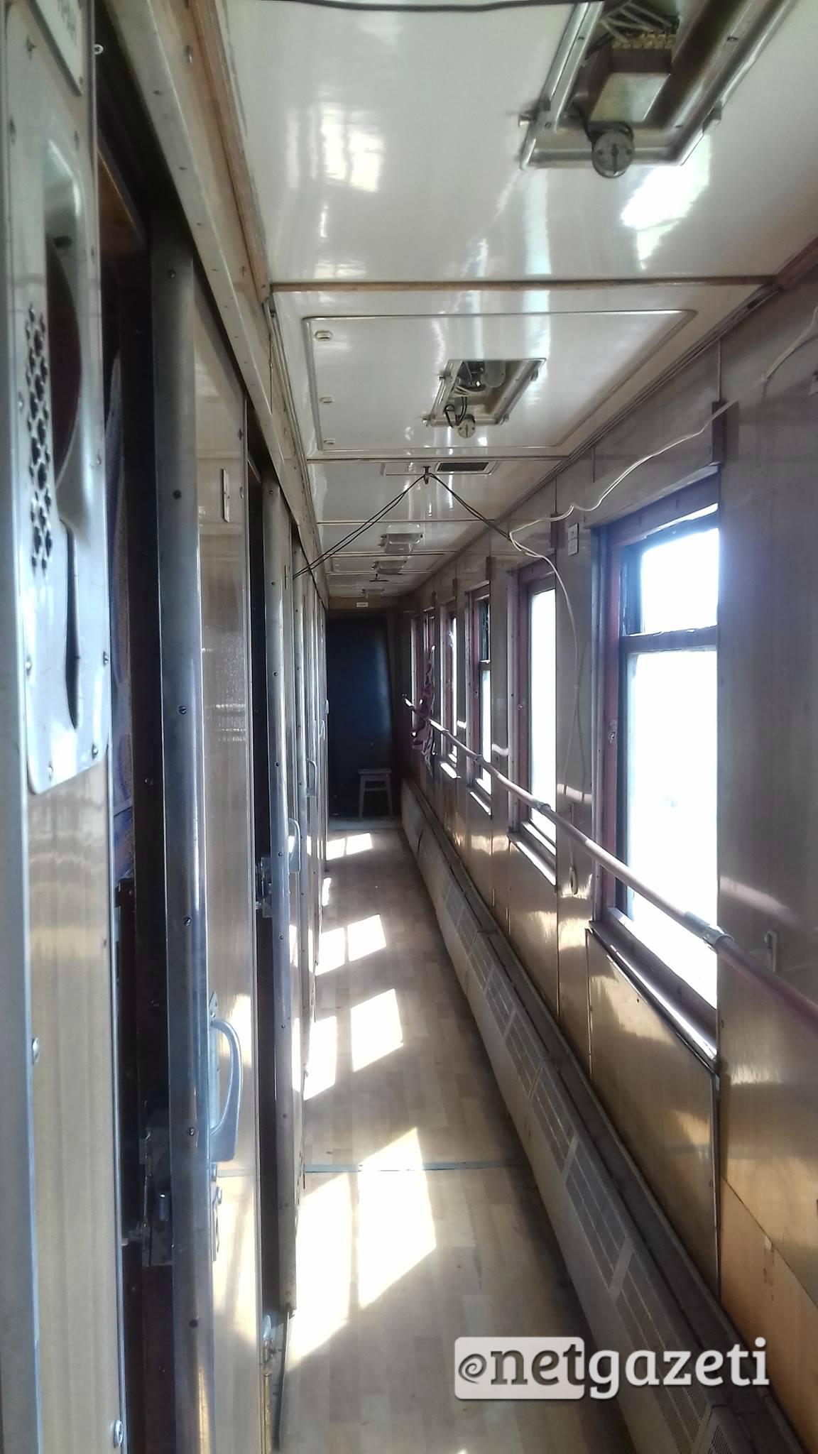 ვაგონი მარნეულში, რომელშიც რკინიგზელები ცხოვრობენ 15.08.17 ფოტო: ნეტგაზეთი/მიხეილ გვაძაბია