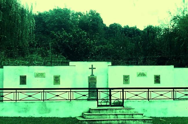 სასაფლაო, სადაც გერმანელი სამხედრო ტყვეები უნდა განისვენებდნენ