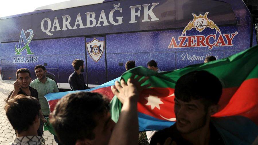 «Карабах» как символ гордости Азербайджана