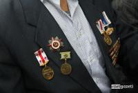 9 მაისი, ომის ვეტერანი, მეორე მსოფლიო ომი