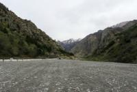 დევდორაკის ხეობა, მცხეთა-ლარსის გზა