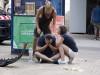 """ფურგონით ბარსელონაში ტერორისტული აქტი მოაწყვეს. დაღუპულია 13 ადამიანი. პასუხისმგებლობა მომხდარზე """"ისლამურმა სახელმწიფომ"""" აიღო   EPA/Quique Garcia"""