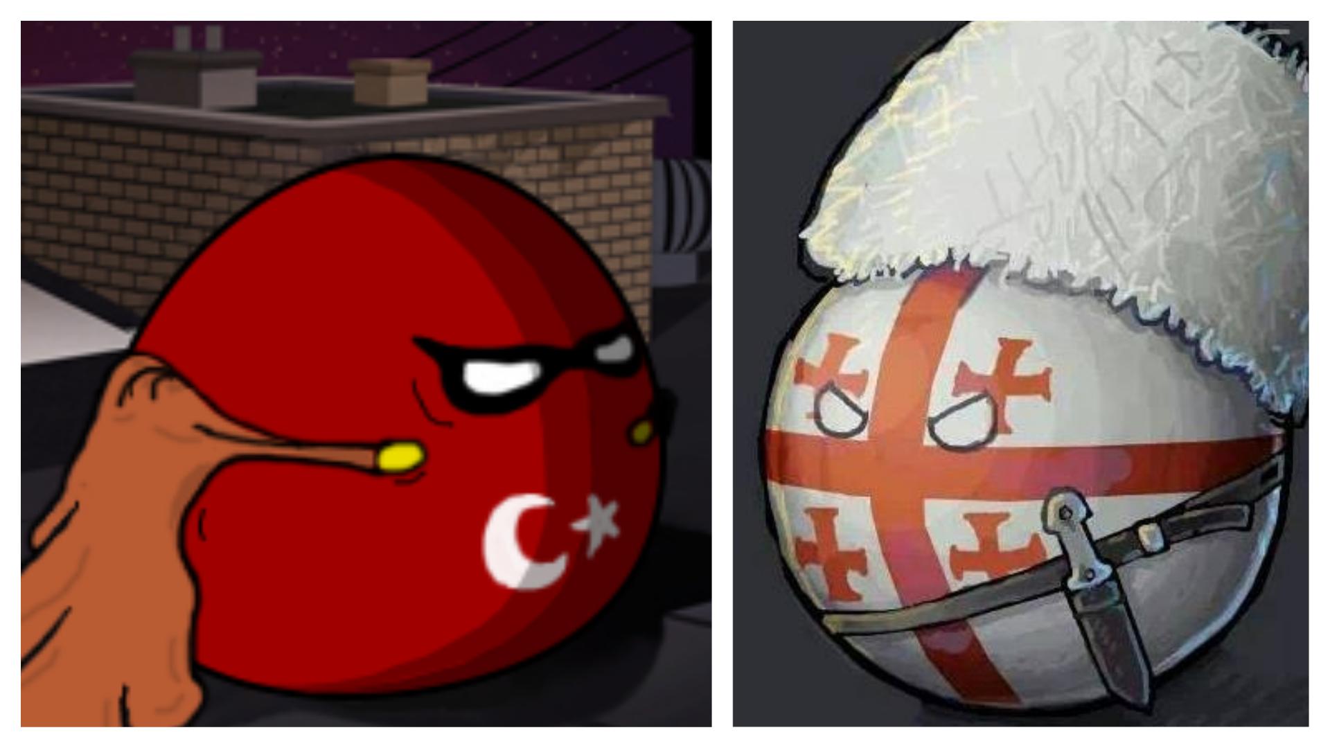 turkeyball vs georgiaball, netgazeti.ge