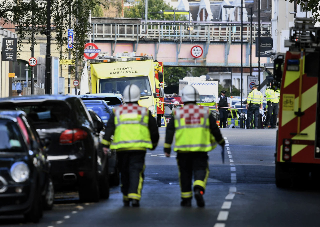 აფეთქება ლონდონის მეტროში – მომხდარი ტერორიზმად შეფასდა