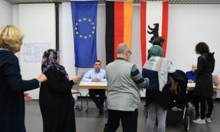 ბუნდესტაგის არჩევნები გერმანიაში