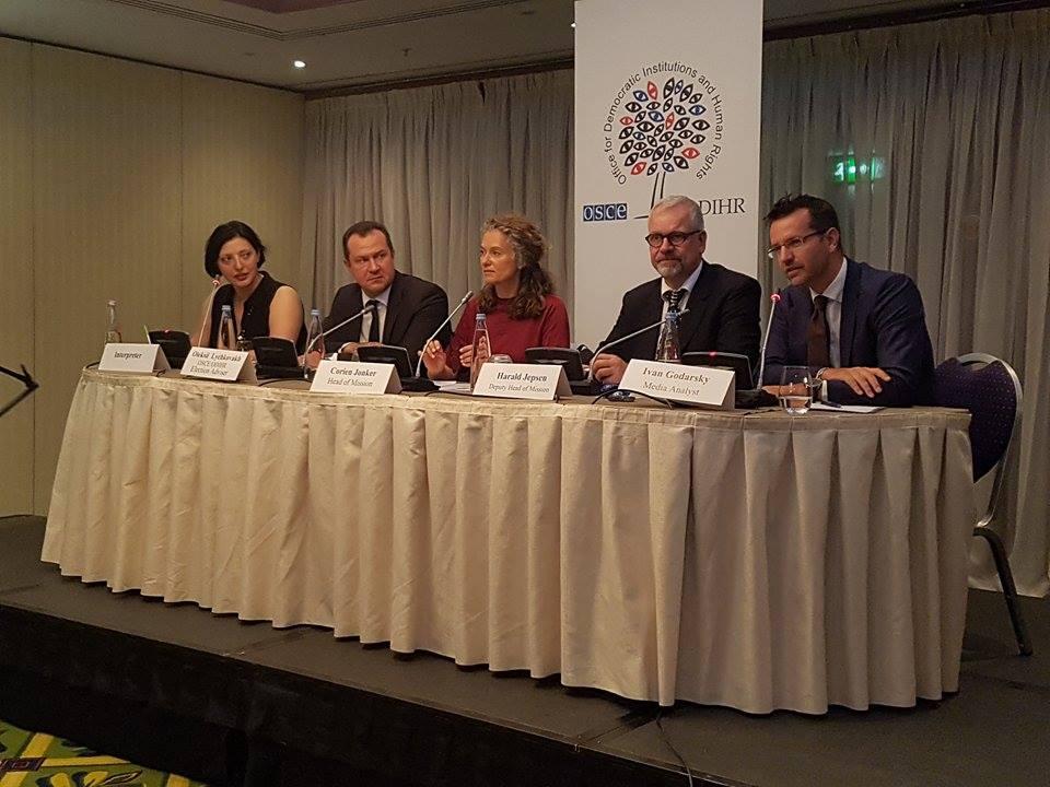 OSCE/ODIR სადამკვირვებლო მისია