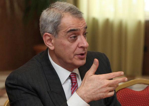 დავით შაჰნაზარიანი; ფოტო: http://regional-studies.org/