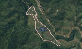 სადგერი, google map