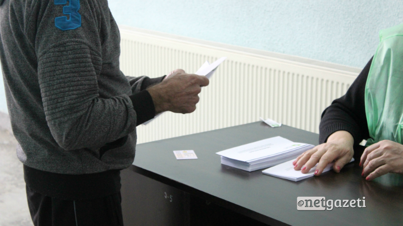 ადგილობრივი თვითმმართველობის არჩევნები გლდანის სასჯელაღსრულებბის დაწესებულებაში. 21.10.2017