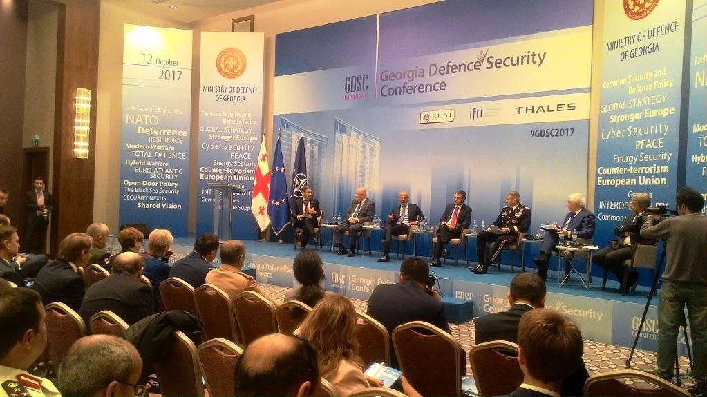 საქართველოს ხელისუფლების აქცენტები თავდაცვისა და უსაფრთხოების კონფერენციაზე