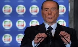 Silvio Berlusconi/EPA-EFE/CIRO FUSCO