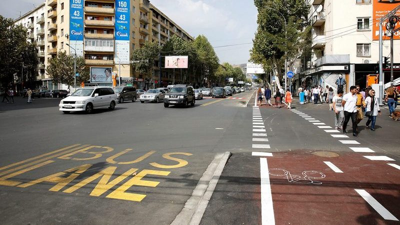 В Тбилиси будут курсировать 180 новых микроавтобусов