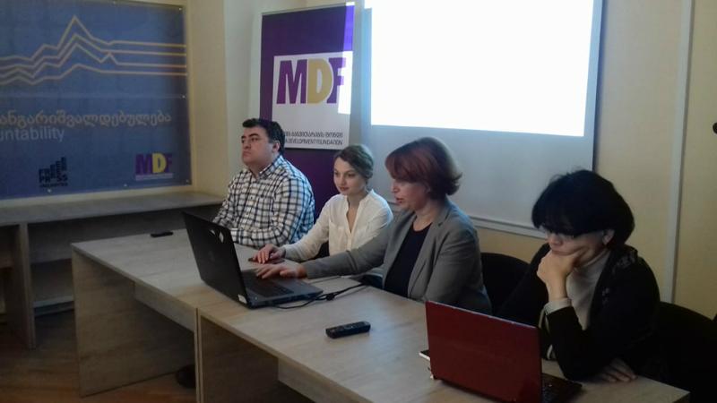 მედია მუსლიმებზე და მუსლიმები მედიაზე: MDF-ის კვლევის შედეგები