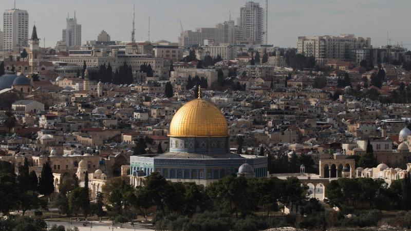 იერუსალიმის ძველი ქალაქი. ფოტო: EPA/JIM HOLLANDER
